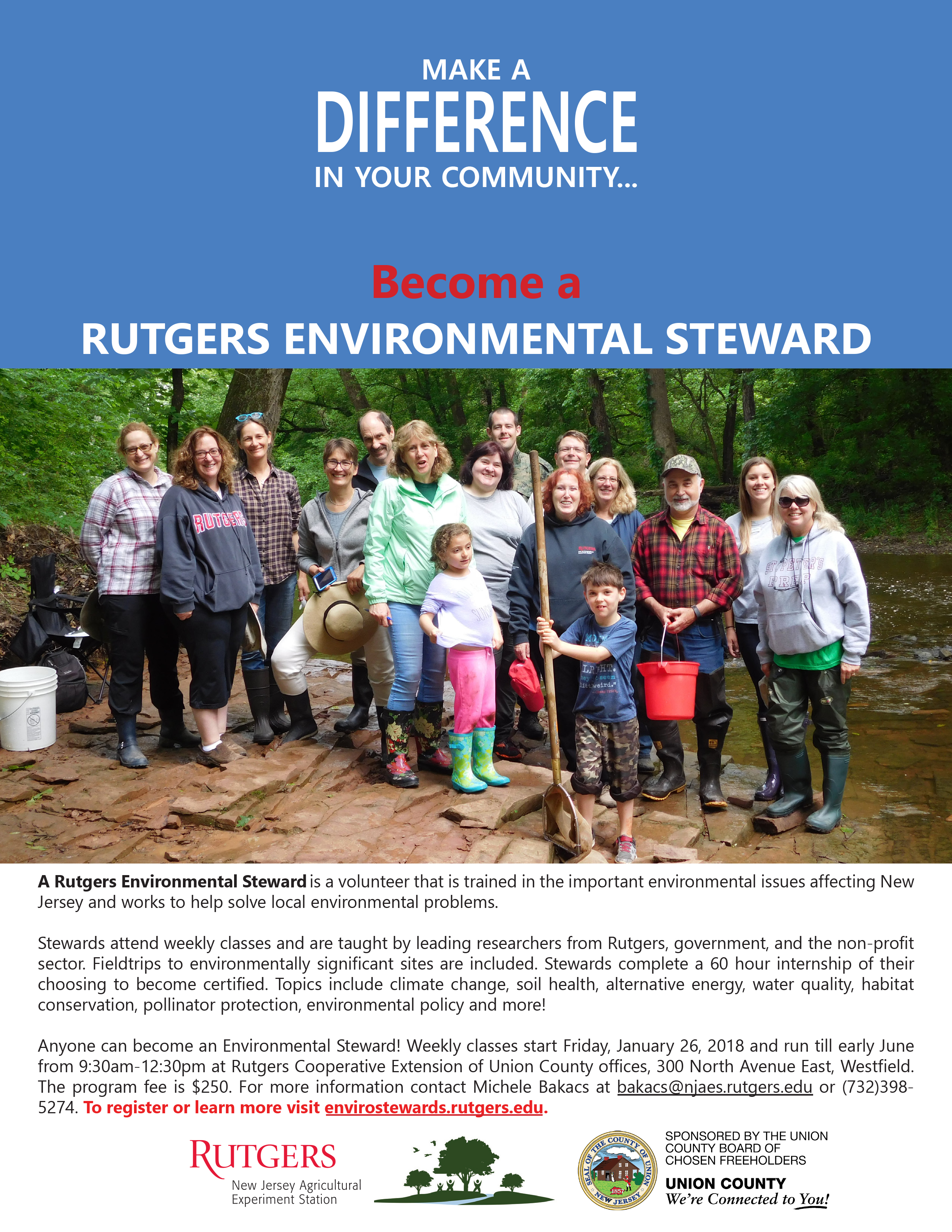 Rahway River Watershed Association